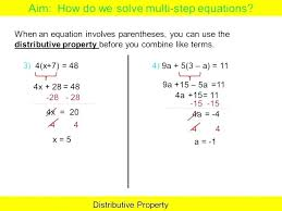 worksheets system of linear equations worksheet the best image for algebra one variable solutions to step