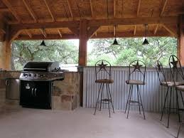 rustic outdoor cooking area rd outdoor kitchen rustic patio rustic outdoor bbq area