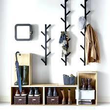 Wall Mounted Tree Coat Rack Stunning Tree Branch Coat Rack Tree Branch Coat Hooks Clothing Hooks Wall