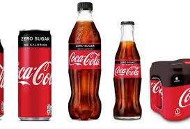 Buy Coke Light Online Coca Cola Uk Redesigns Zero Packaging To Look Like The