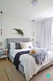 A Touch Of Greenery In Your Bedroom Liven Things Up!