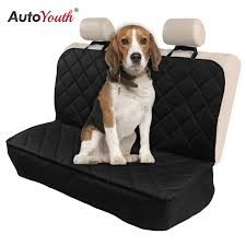 autoyouth pet seat cover car seat cover for pets waterproof scratch proof quilted padded pet seat covers for cars trucks in automobiles seat covers from