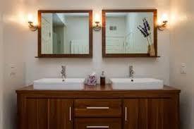 Double Sink Vanities  Signature Hardware5 Foot Double Sink Vanity