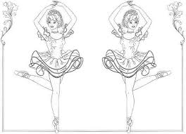 Small Picture Ballerina Coloring Pages Coloring Part 2 Colouring Book 7