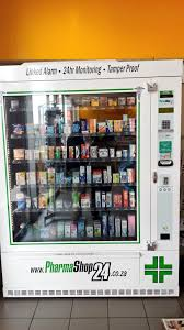 Pharmacy Vending Machines South Africa Mesmerizing NT Design Box On Twitter On Route To Kokstad This Pharmacy