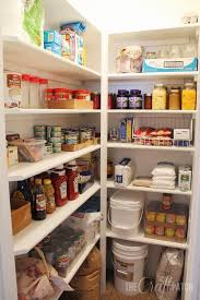 There are still empty shelves in here and I cleaned out all the food from  the kitchen cupboards and one shelf from the linen closet that's next to  the ...