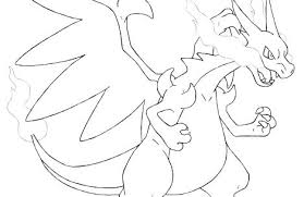 Charizard Pokemon Card Coloring Pages Disney Halloween For Adults
