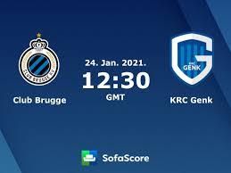 Club Brugge KRC Genk Live Ticker und Live Stream - SofaScore