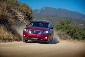 2013 Nissan Pathfinder Official Specs, Images Released