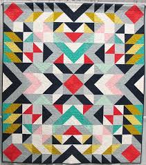 Geometric Quilt Patterns