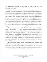 College Essays On Leadership What Makes A Good Leader Essay Sample Mistyhamel