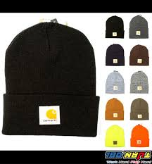Carhartt Color Chart Carhartt Mens Acrylic Watch Hat A18 Rib Knit Beanie Cap Warm Ski Nwt All Color