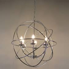 spherical lighting. Orion Spherical Chandelier Lighting L