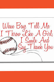 Smile And Say Thank You Postcard Zazzlecom Softball Softball