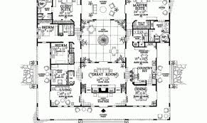 20 Surprisingly Atrium House Plans