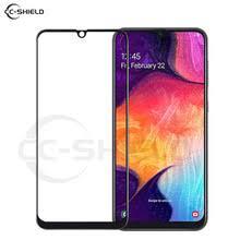 <b>Полное покрытие стекла для</b> Samsung Galaxy M10 M20 M30 ...