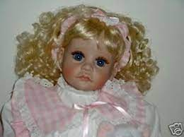 """Lloyd Middleton Royal Vienna Doll Collection 21"""" Vinyl Doll - Taylor LE of  750: Toys & Games - Amazon.com"""