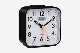 best battery powered alarm clock