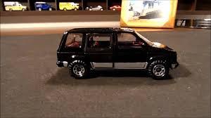 Análise da Dodge Caravan 1984, a minivan da Matchbox - YouTube