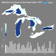 Ice Cover Noaa Great Lakes Environmental Research