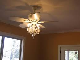 contemporary ceiling fan light