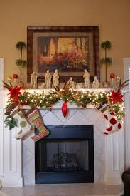 Decorating Fireplace Mantels With Tv
