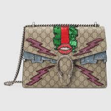 gucci bags for boys. dionysus medium gg shoulder bag - gucci women\u0027s bags 400235kwzyn8700 for boys
