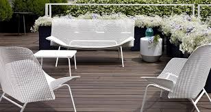 grillage outdoor sofa by ligne roset modern outdoor los angeles
