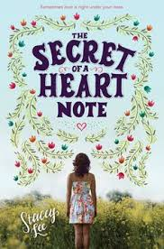 the secret of a heart note by stacey lee an aroma expert embarks on what she fears will be a life of solitude and dreams of a normal high existence