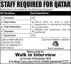 Redco International Pakistan Jobs 2016 Available For 425+ Vacancies ...