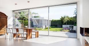 Cero Das Rahmenlose Schiebefenster Dinning Schiebefenster