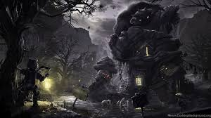 Dark Art Wallpapers 04, HD Desktop ...