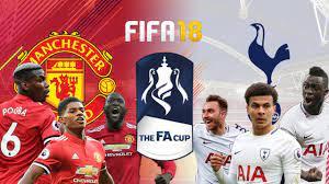 FIFA 18 - แมนยู VS สเปอร์ส - เป็น FA Cup ที่โครตมั