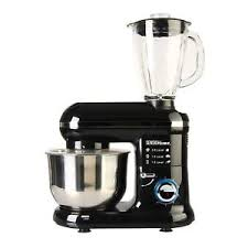blender and food processor combo. Sensio Home 2 In 1 4 5l Food Processor Stand Mixer Gl. Blender Combo And H