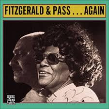 Fitzgerald and Pass again - Ella Fitzgerald - Joe Pass - CD album - Achat &  prix | fnac