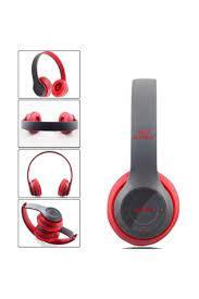 P47POL Bluetooth Kulaklık Mp3 Fm Solo 2 Beats Model Kulaküstü – e-PAZAR