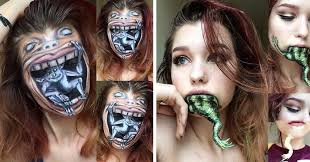 this 19 year old makeup artist has some mad skills 10 pics