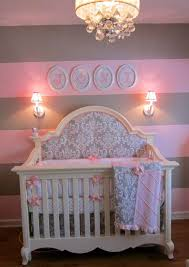 pink baby furniture. pink and gray for baby j furniture