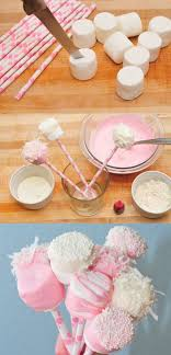 2 marshmallow pops