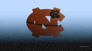 UNC Wallpaper Basketball Grain NC Logo ...