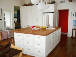 Wood Kitchen Countertop Diy Brown Wooden Laminate Flooring Cherry
