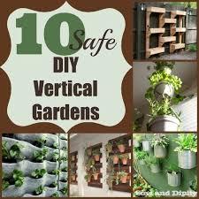 Small Picture 10 DIY Vertical Garden Ideas Hometalk