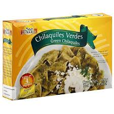 Miguel S Nutrition Chart San Miguel Green Chilaquiles Verdes 420g Pack Of 12