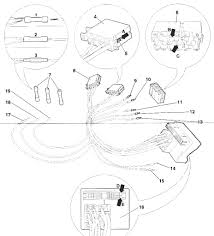 Diagram jetta monsoon radio wiring and schematic within