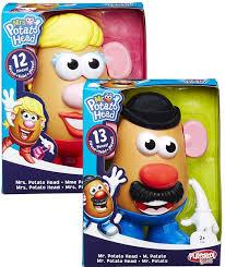 mr and mrs potato head toys. Plain Head With Mr And Mrs Potato Head Toys A