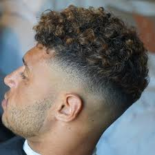 Fade Haircut With Long Curly Hair Luxury Medium Hairstyles For Men
