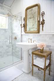 french cottage bathroom renovation