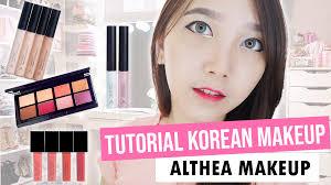 sudah pada taukan althea sudah hadir kembali di indonesia dan ada kabar baik lagi kabar baiknya adalah althea sudah memiliki produk makeup sendiri waw
