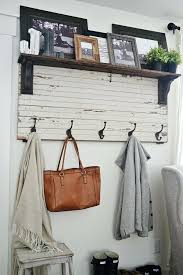 Novasolo Halifax Entryway Coat Rack And Bench Unit Classy Entryway Coat Rack Rustic Entryway Coat Rack A Super Simple Way To
