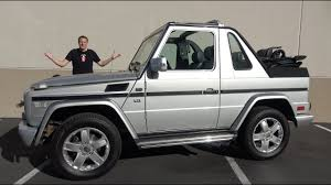 Land rover defender 90 wolf rhd hard top (remus). I Bought A Mercedes Benz G500 Cabriolet Youtube